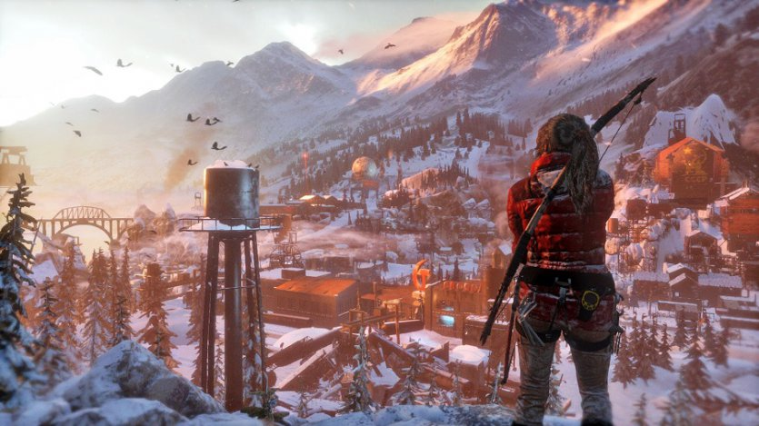 Рецензия на Rise of the Tomb Raider для Xbox One
